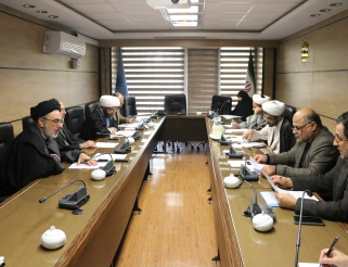The third meeting of the scientific committee of the Third International Imam Ali(a.s)