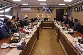 Report of holding the second meeting of the policy council of the third international congress of Imam Ali (a.s)